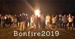 Bonfire 2019 This Saturday, September 28th